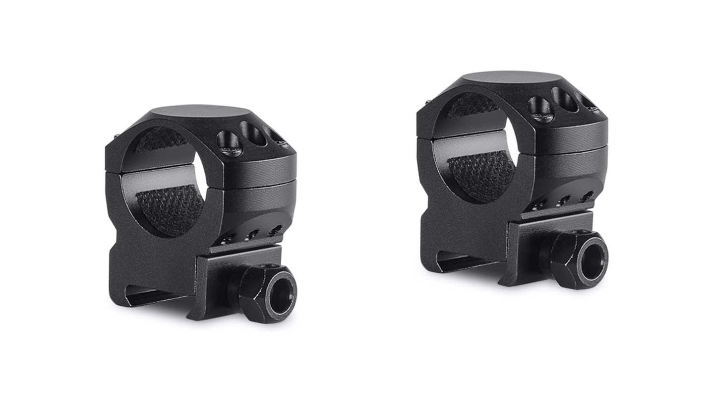 Tactical Ring Mounts 1'' 2 Piece  Weaver Medium